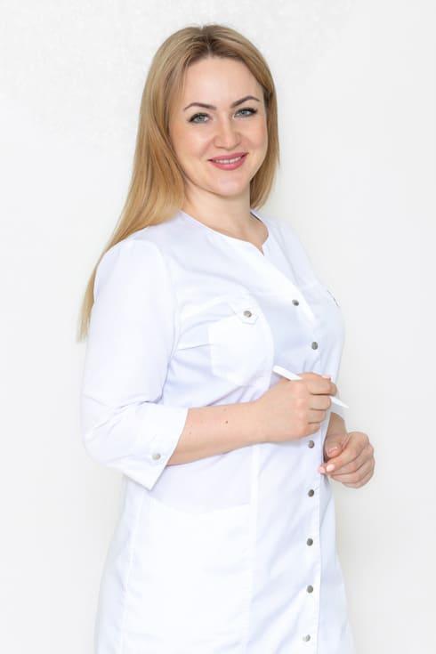 Бреус Наталья Александровна