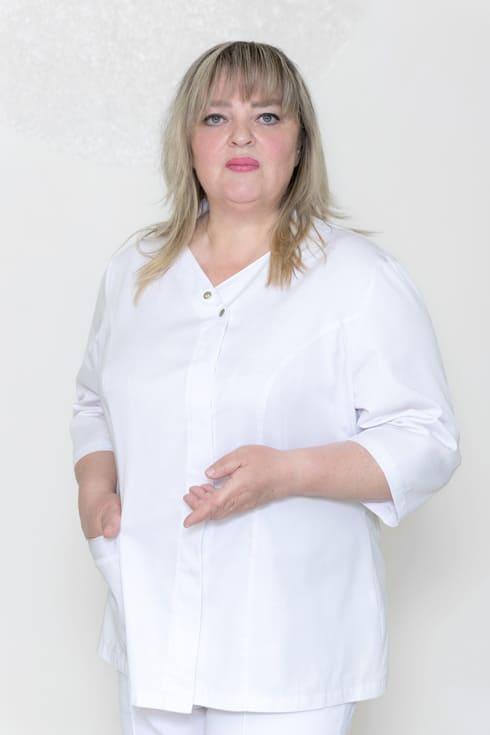 Глухова Марина Серафимовна